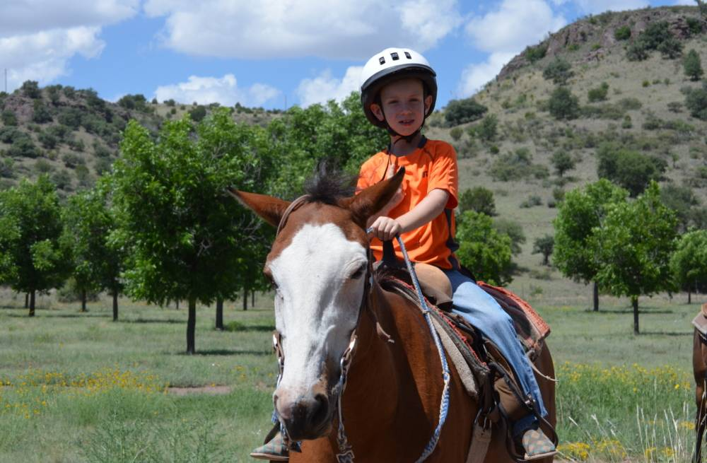 Horse Corrals – Prude Ranch